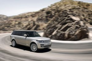 range rover car suv grey cars