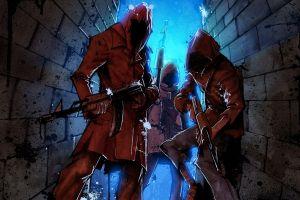reapers gun video games infamous
