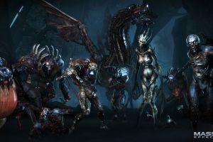 reapers mass effect 3 video games mass effect