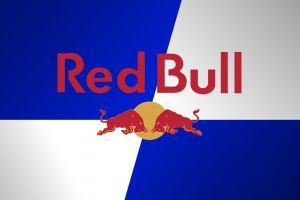 red bull logo red white blue