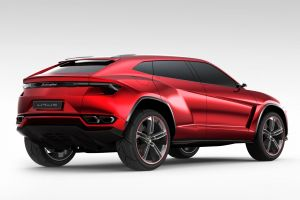 red cars concept cars lamborghini urus