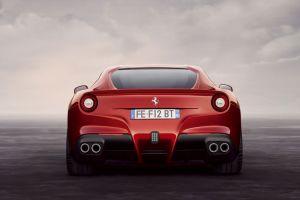 red cars ferrari f12 red car