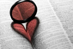 red heart dictionaries