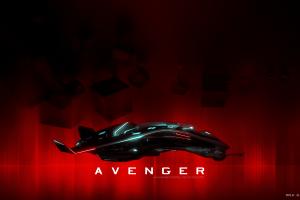 red spaceship pc gaming dark star citizen