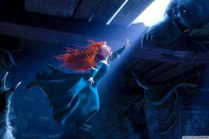 redhead disney brave animated movies movies