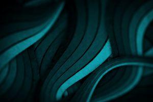 render digital art shapes