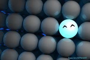 render humor balls