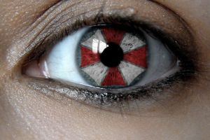 resident evil umbrella corporation movies eyes
