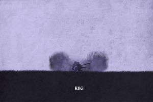 riki sheron1030 dota 2 defense of the ancient artwork video games
