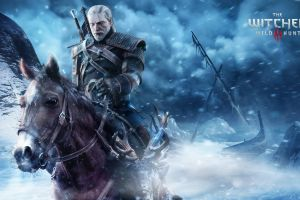 roach video games geralt of rivia the witcher 3: wild hunt