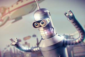 robot futurama bender