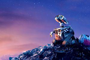 robot sky wall-e pixar animation studios wall·e stars space movies