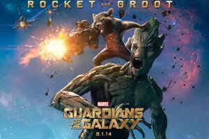 rocket raccoon movie poster movies guardians of the galaxy groot