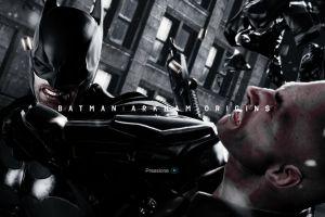 rocksteady studios video games batman batman: arkham origins