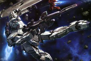 rx-0 unicorn gundam gundam anime sinanju space mobile suit gundam unicorn