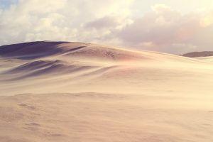 sand nature desert