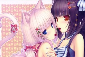 sayori anime girls nekomimi