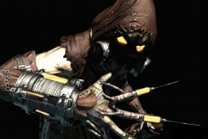 scarecrow (character) batman video games rocksteady studios batman: arkham asylum