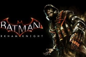 scarecrow (character) rocksteady studios batman: arkham knight digital art batman video games gotham city