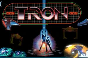 science fiction movies tron