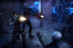science fiction video games pc gaming mass effect