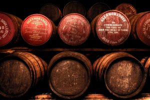 scotland cellars barrels interior alcohol whiskey wood whisky brown