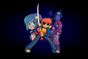 scott pilgrim ramona flowers scott pilgrim vs. the world