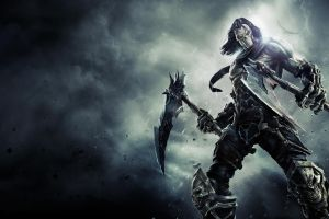 scythe dark siders video games
