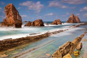 sea spain nature