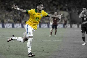 selective coloring men neymar brazil soccer sport