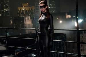 selina kyle the dark knight rises catwoman anne hathaway catsuit