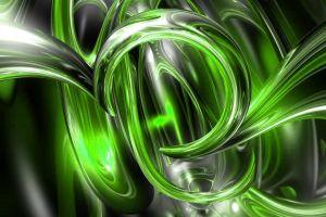 shapes cgi abstract render digital art