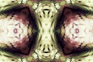 shapes digital art abstract render