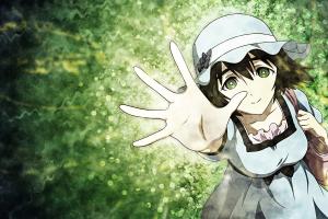 shiina mayuri  anime anime girls steins;gate