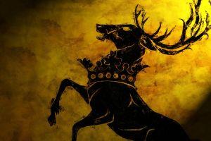 sigils house baratheon game of thrones