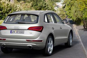 silver cars car vehicle audi audi q5