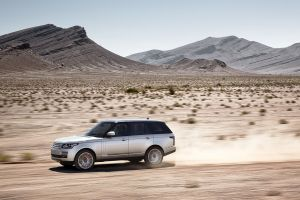 silver cars desert car vehicle range rover