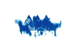 simple background digital art abstract triangle