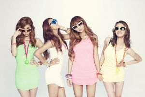 sistar group of women korean asian starship entertainment
