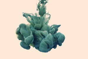 smoke abstract paint in water ink alberto seveso