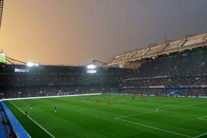 soccer field stadium sports soccer sport  chelsea fc
