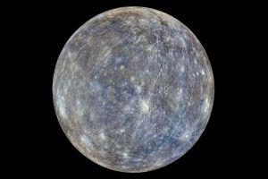 solar system mercury planet space space art