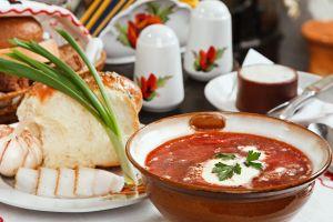 soup ukraine food