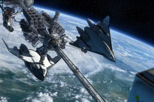space movies spaceship planet avatar pandora