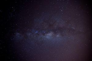 space space art lights galaxy digital art stars