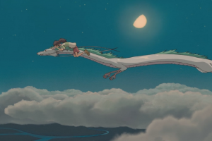 spirited away anime girls chihiro anime studio ghibli