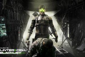 splinter cell tom clancy's splinter cell: blacklist video games