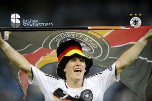 sport  footballers men soccer germany bastian schweinsteiger