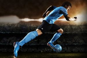 sport  lionel messi men soccer