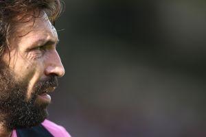 sport  pirlo beards soccer men